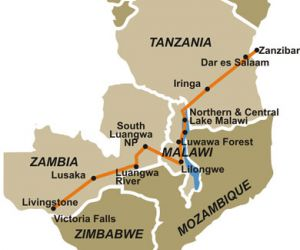 Malawi and Victoria Falls 11 Day