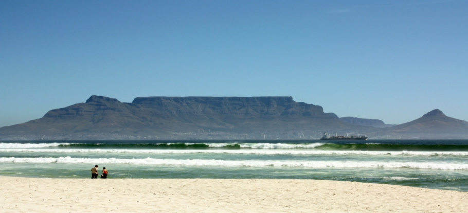 Cape Town Beach West Coast